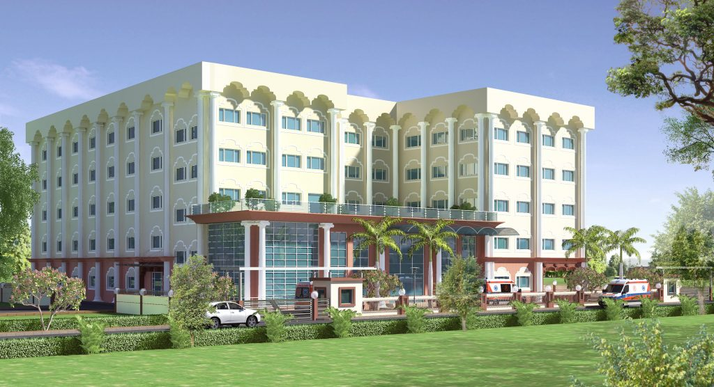 Ravi Prakash SiliconAndhra SANJIVANI - Multi-Specialty Hospital, Kuchipudi, Andhra Pradesh, India